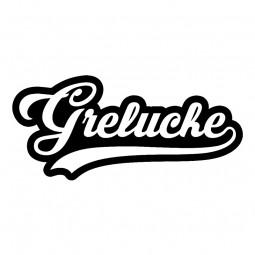 Sticker Greluche