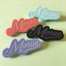 Broche Morue