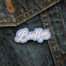 Broche Bouffon